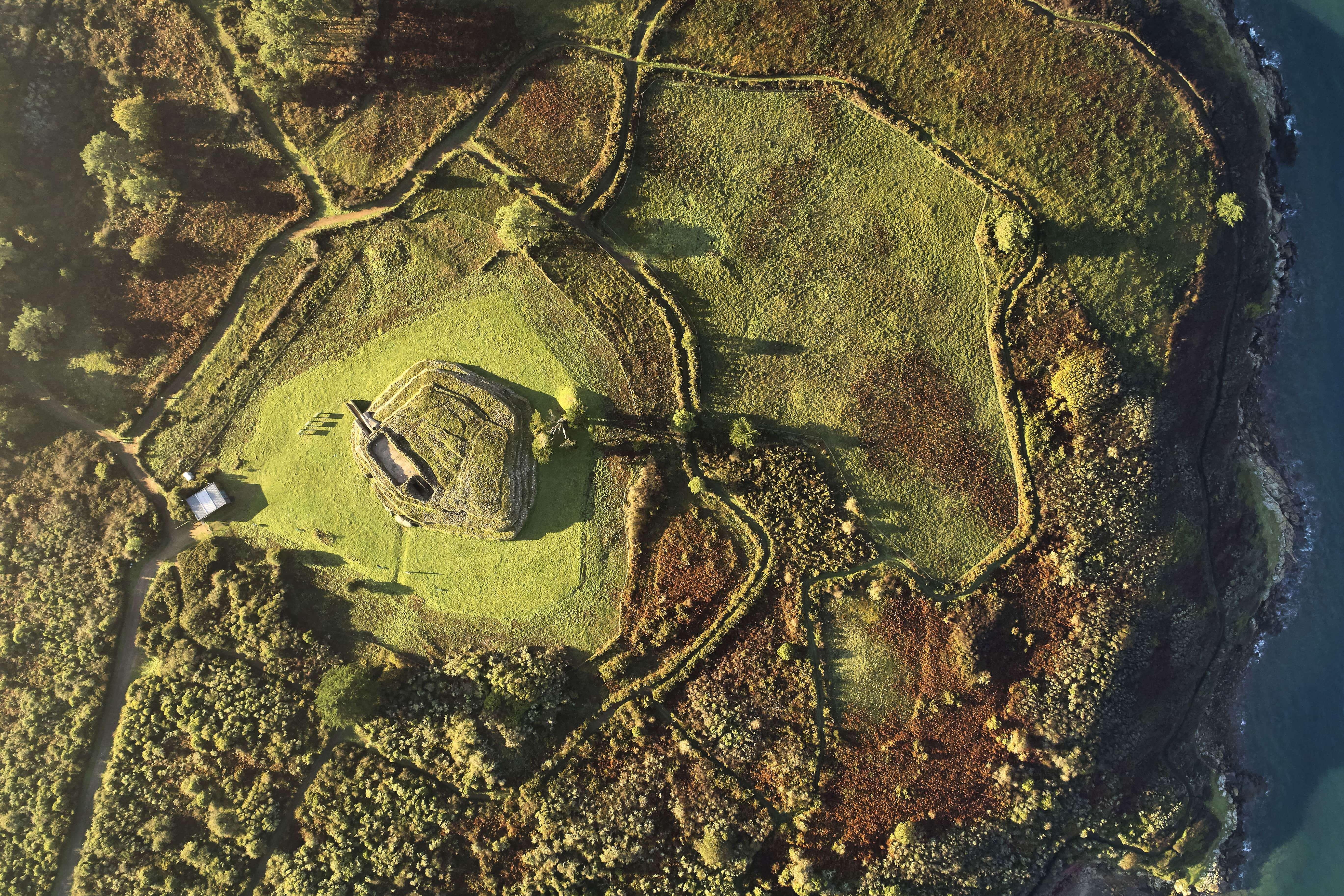5-Cairn de Petit Mont