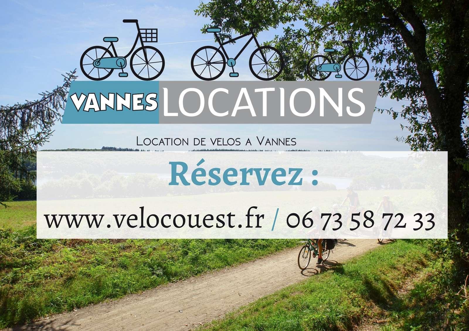 Vannes Locations Vélo