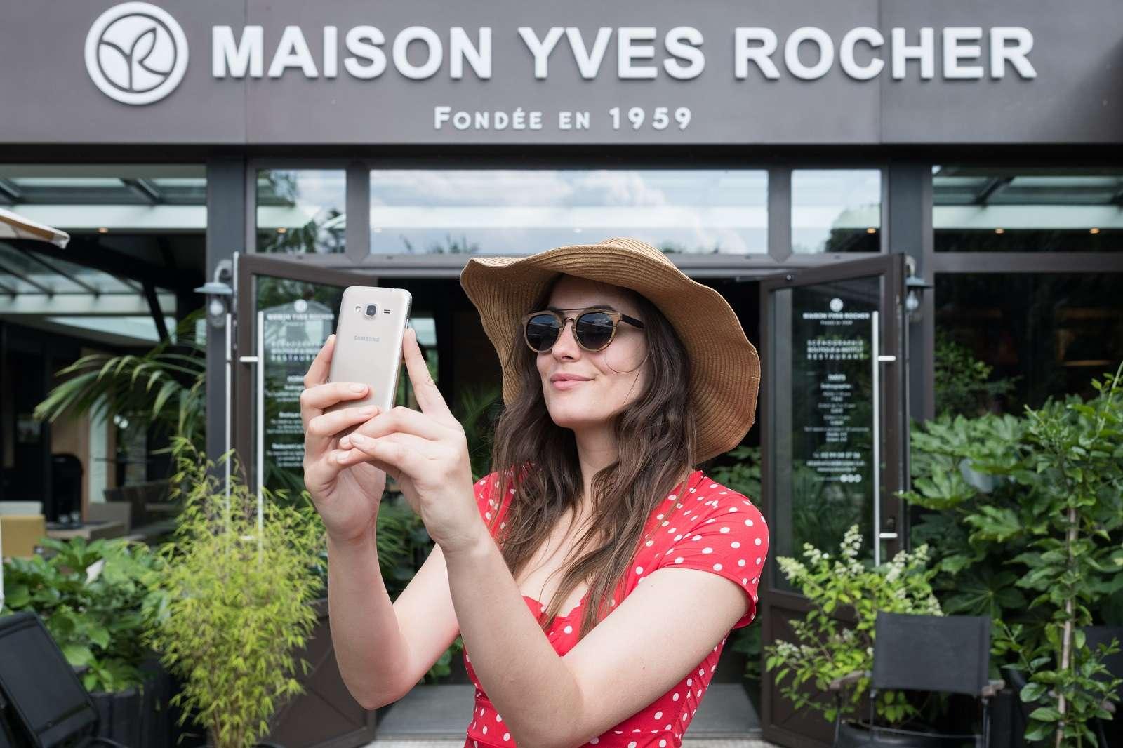 Yves Rocher La Gacilly - Maison Yves Rocher