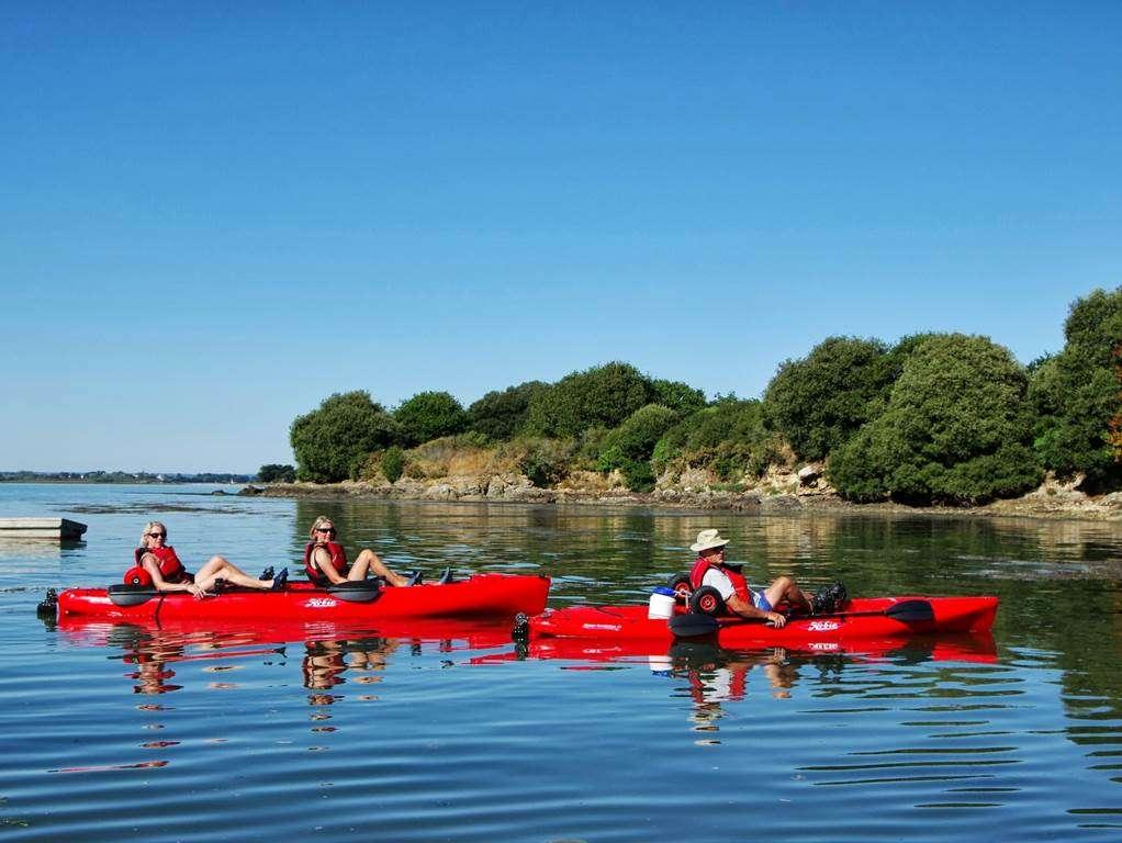 Feet-Kayak-Biplace-Confort-Sarzeau-Golfe-du-Morbihan-Bretagne-sud0fr