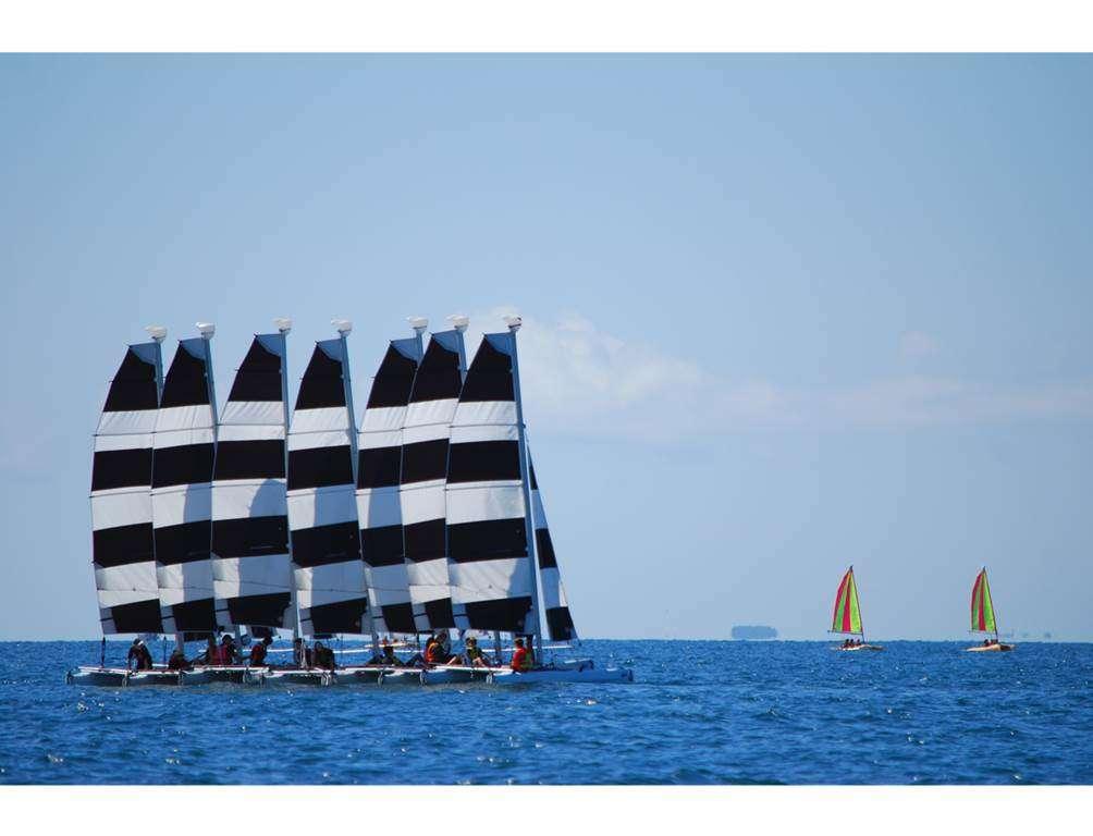 Club-Nautique-du-Rohu---Cours-de-Catamaran-Dart-16---Radeau4fr