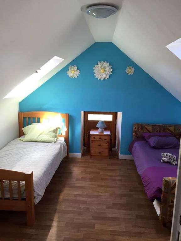 Chambre-lit-double-Maison-Le-Menach-Christian-Saint-Armel-Presqule-de-Rhuys-Golfe-du-Morbihan-Bretagne-sud7fr