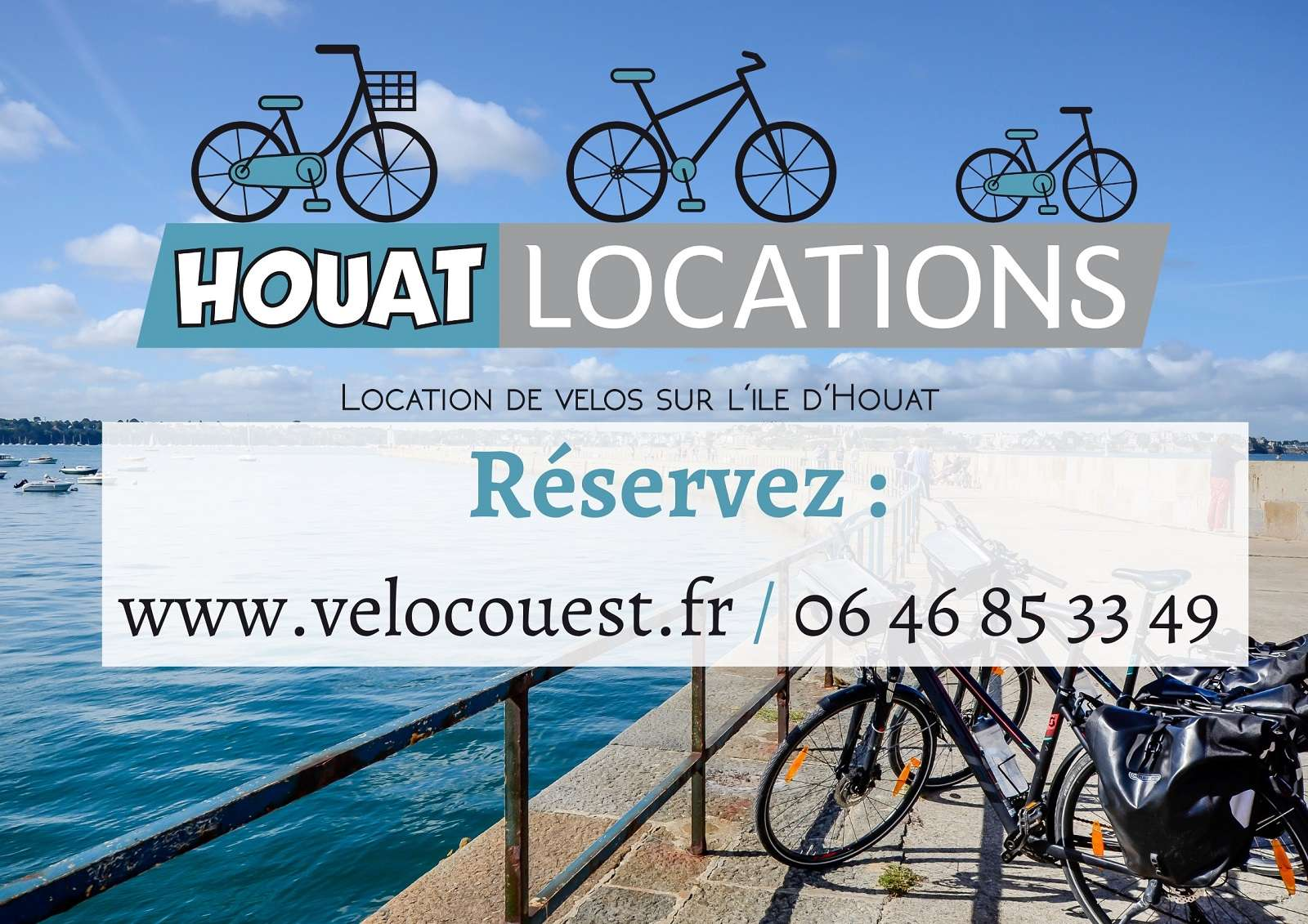 Houat Locations Vélo