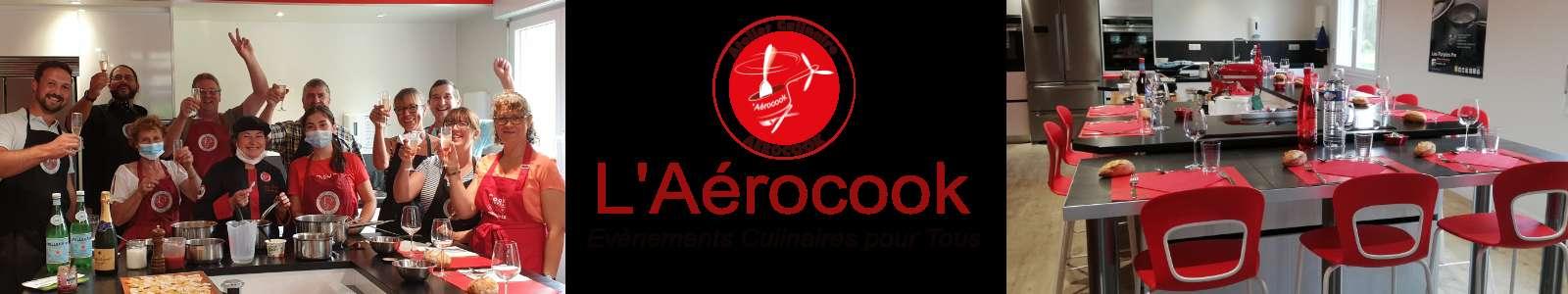 Aérocook - École de Cuisine