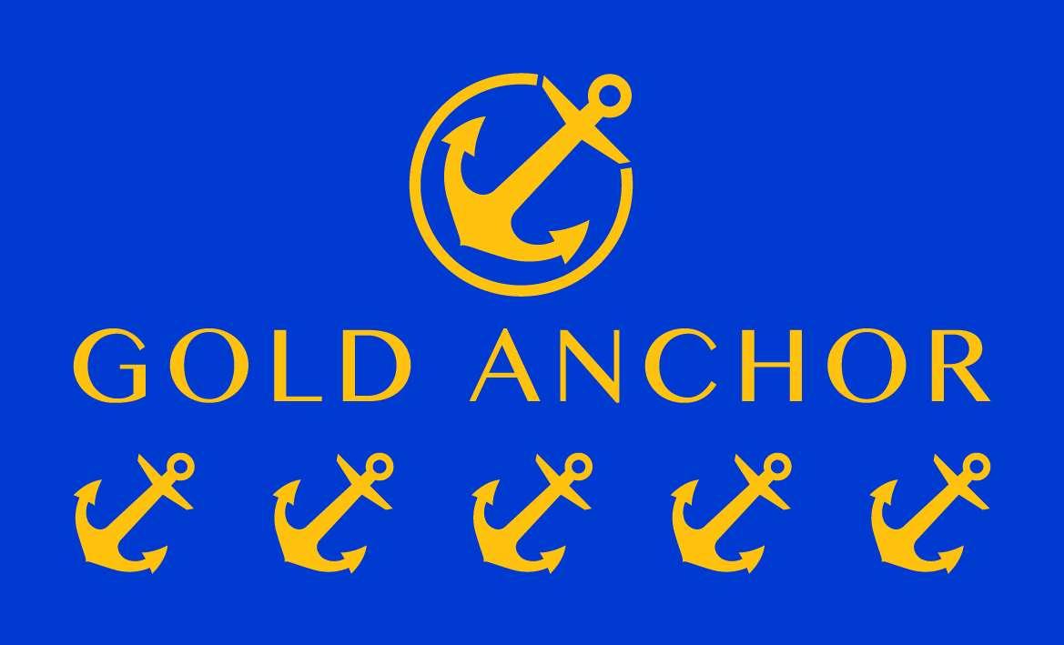 Logo Gold Anchor