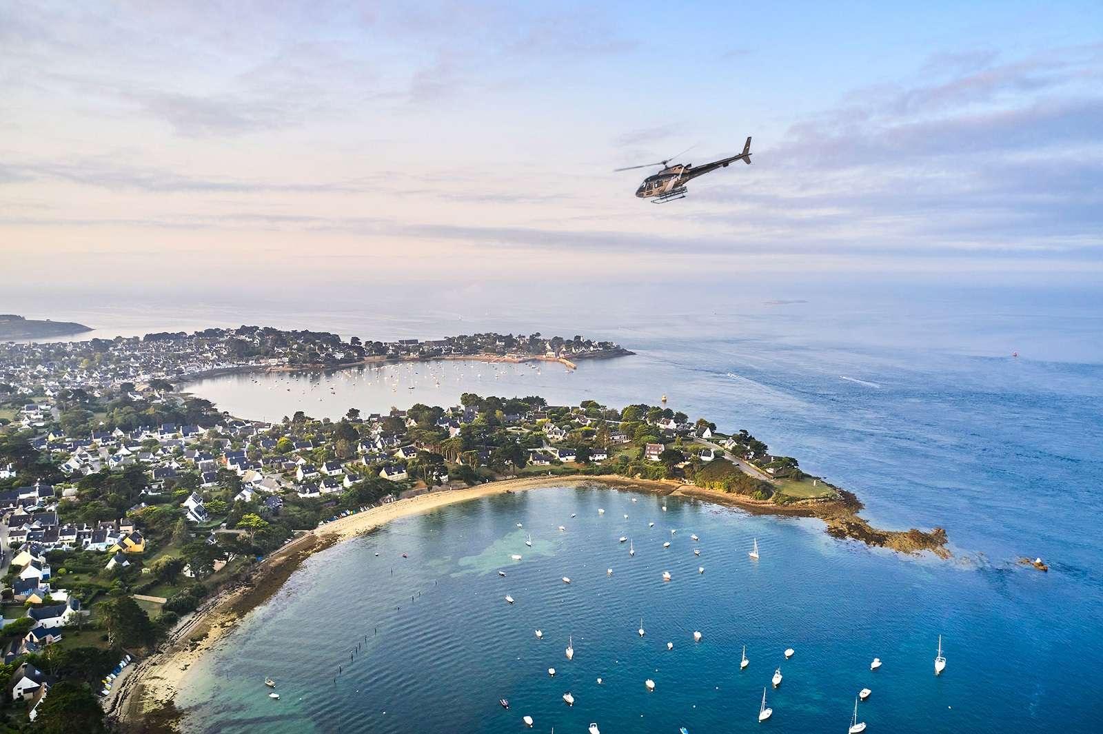 Mont Blanc Hélicoptères Bretagne