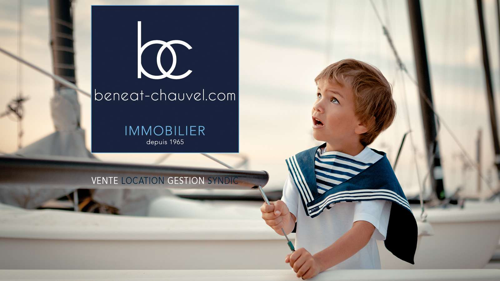 Agence Immobilière Bénéat-Chauvel - Sarzeau