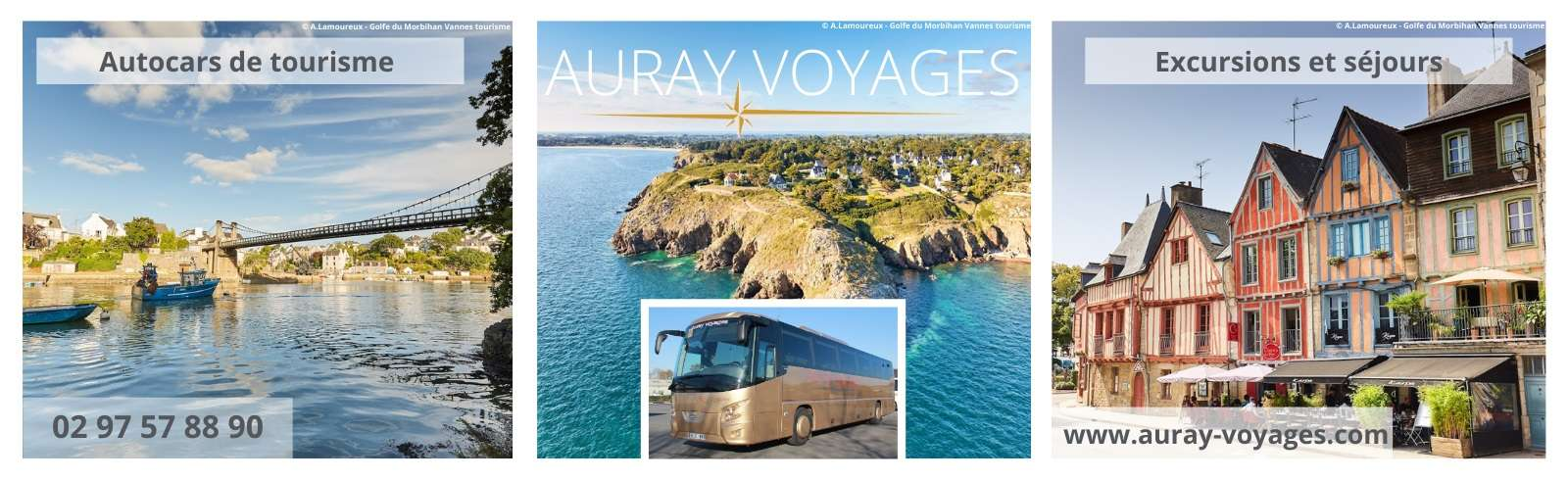 Auray Voyages
