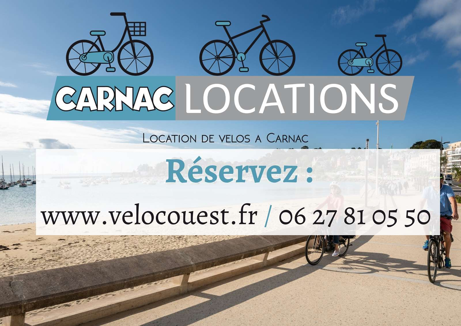 Carnac Locations Vélo