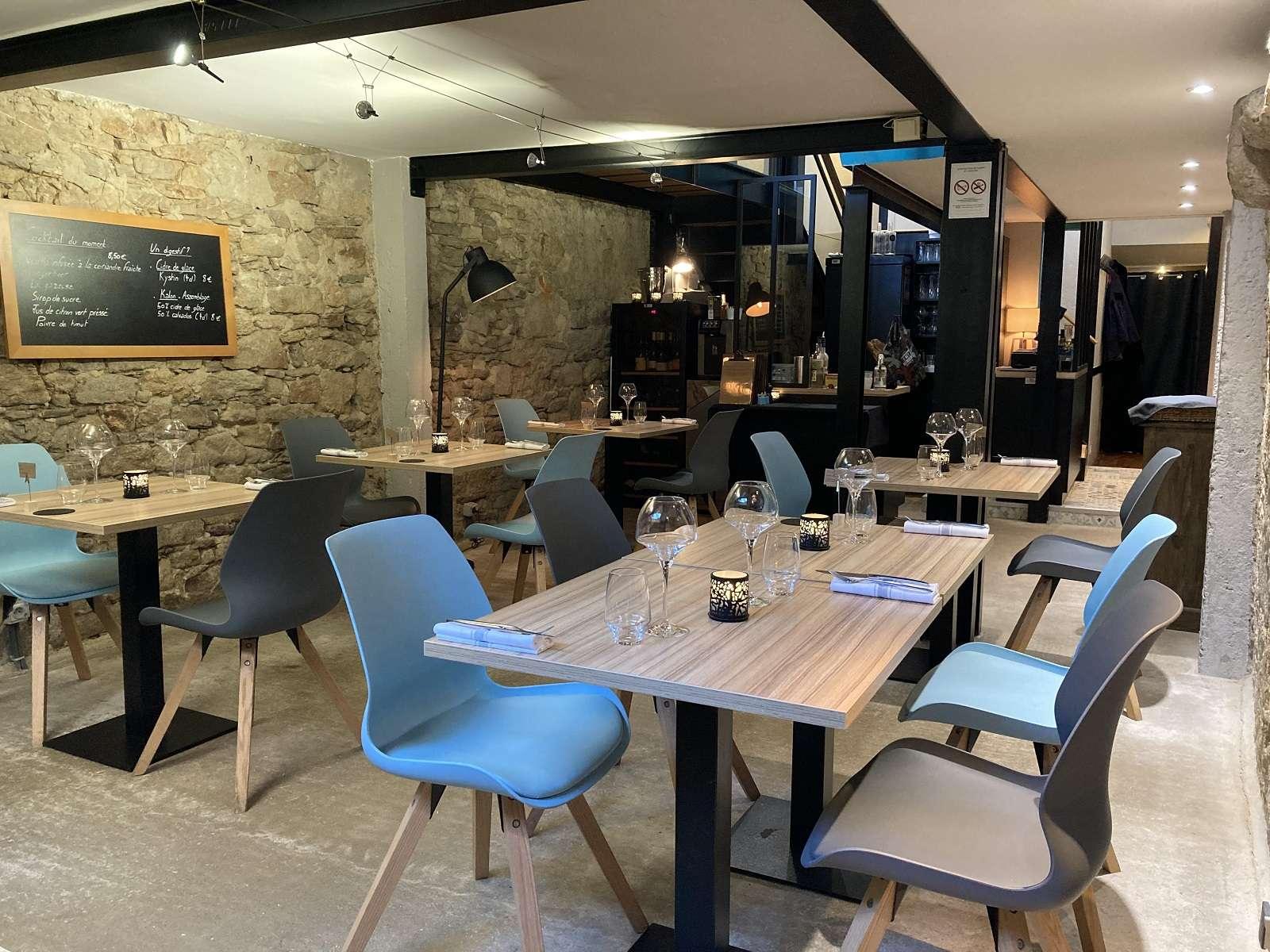 Restaurant Le Sous-Sol