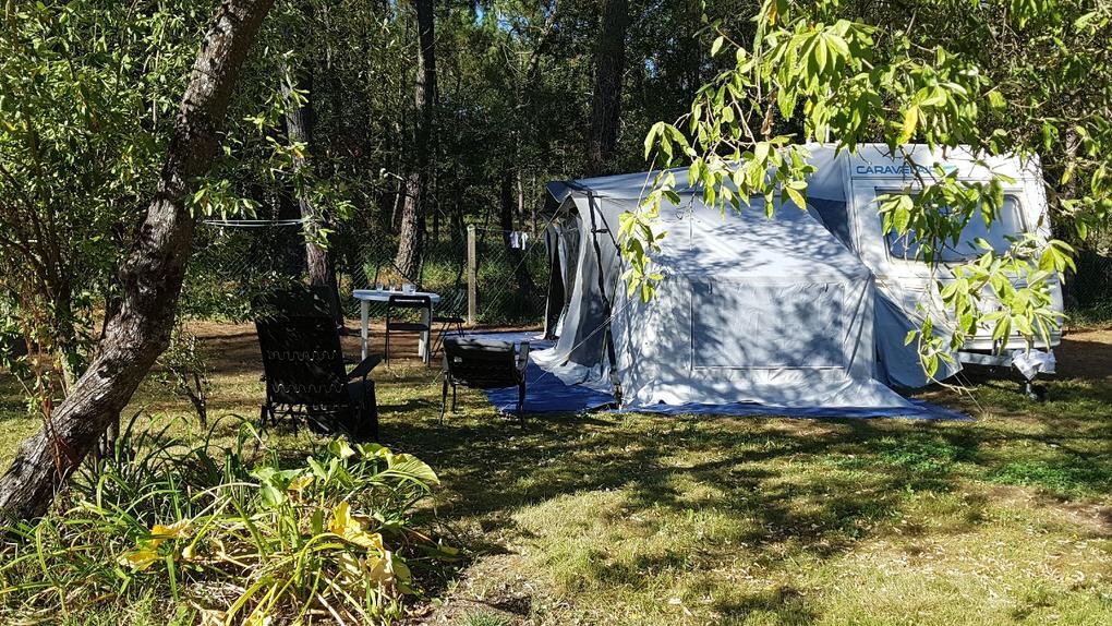tente camping Saint Laurent à Ploemel