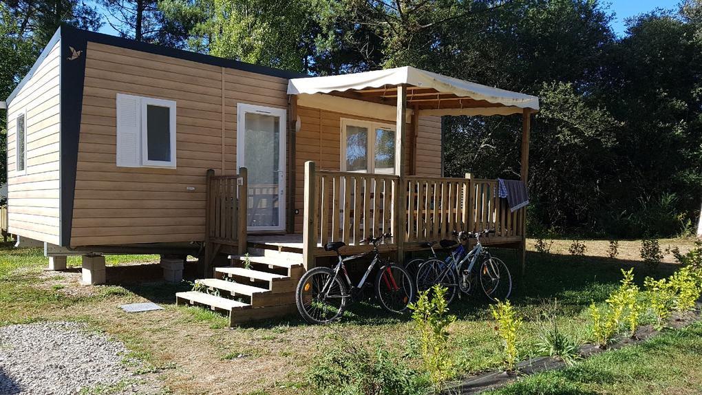 location camping Saint Laurent à Ploemel