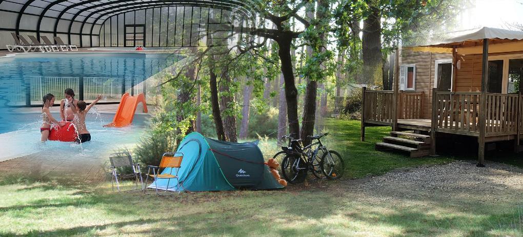 camping saint laurent à ploemel