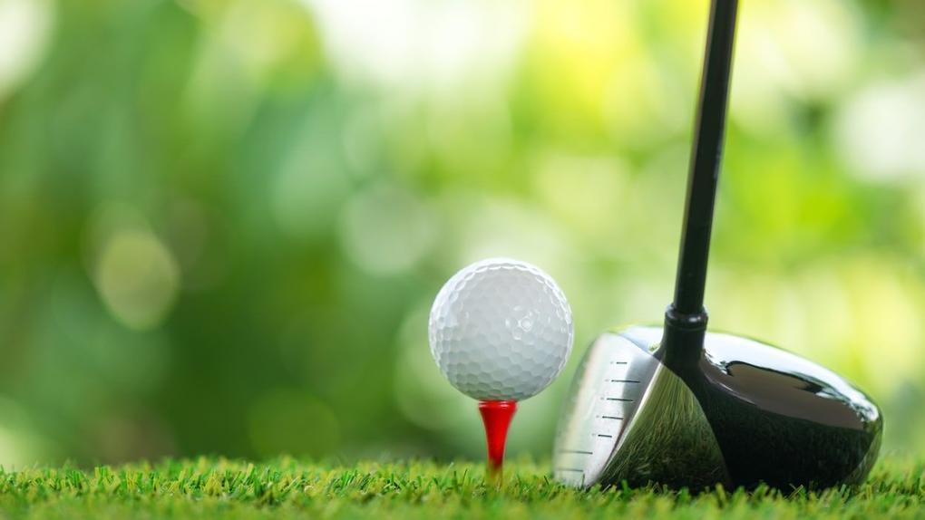 golf à proximité du camping Saint Laurent à Ploemel
