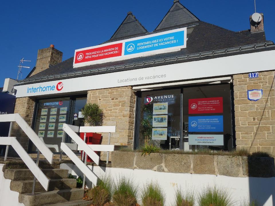 entrée_Agence_immobilière_location_interhome_carnac_Morbihan_Bretagne_Sud