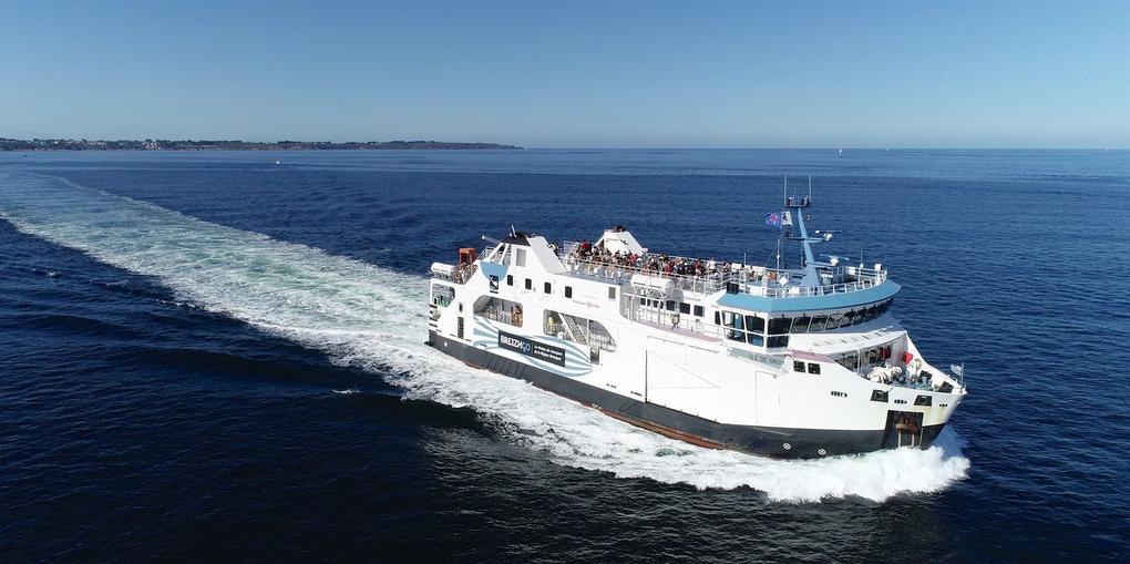 compagnie océane vers les îles
