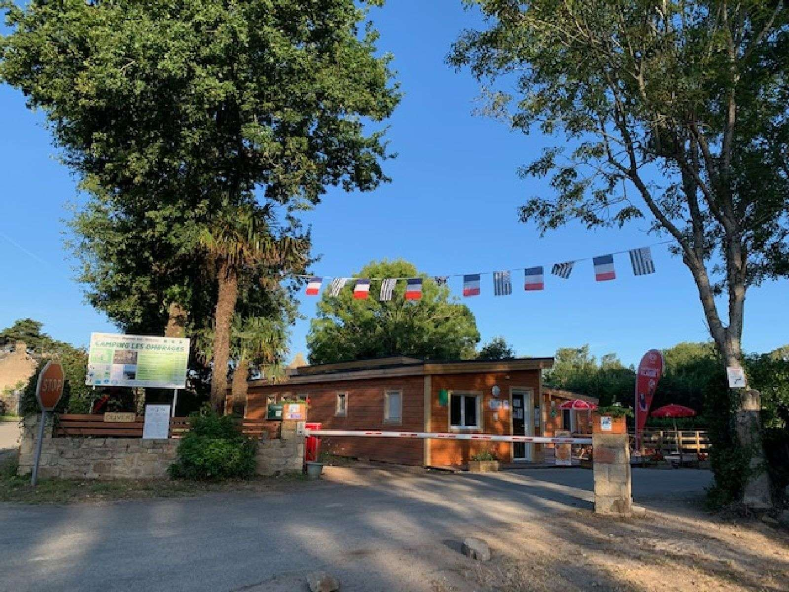 Camping les ombrages Carnac