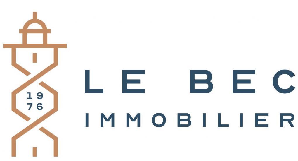Logo de l'agence de transaction Le Bec Immobilier à Carnac
