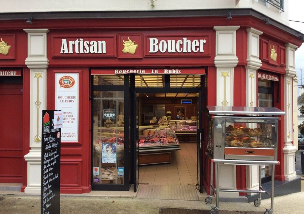 Boucherie-Carnac-Morbihan Bretagne Sud-1