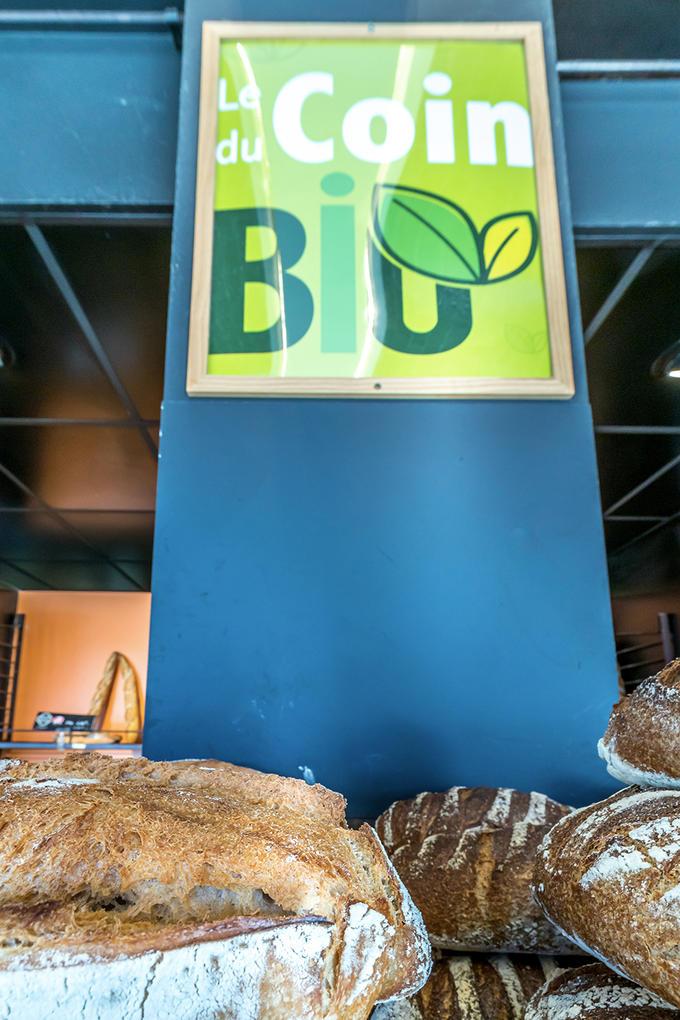 Boulangerie La Boulange pain bio