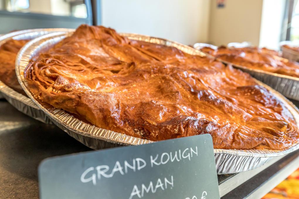 Kouign Amann La Boulange Boulangerie Carnac