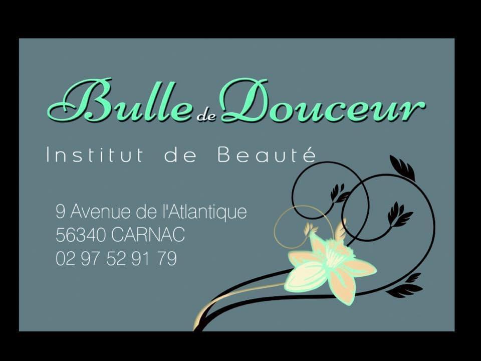 Institut de beauté Bulle de Douceur Carnac