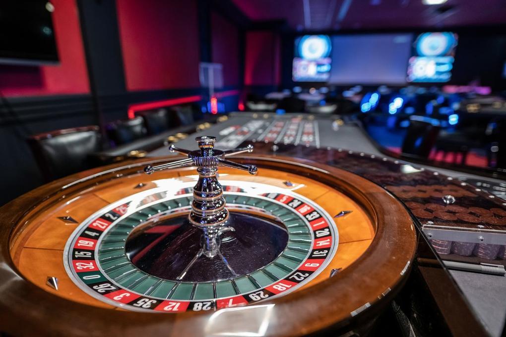 jouer à la roulette au casino circus carnac