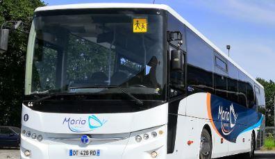transports excursions départ de Carnac