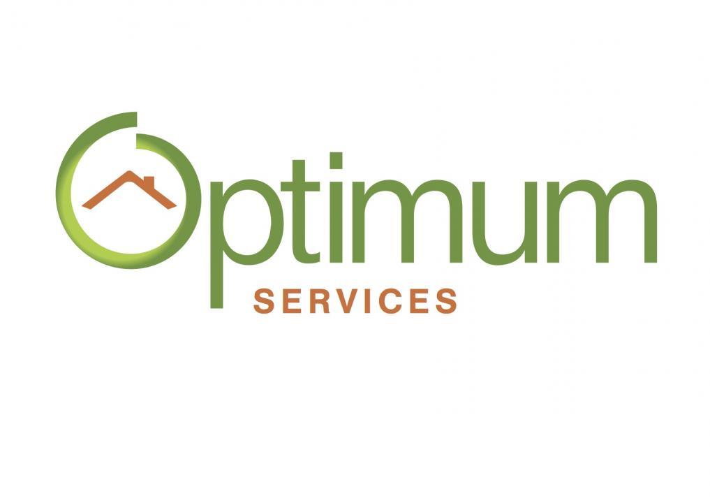 logo optimum services Carnac