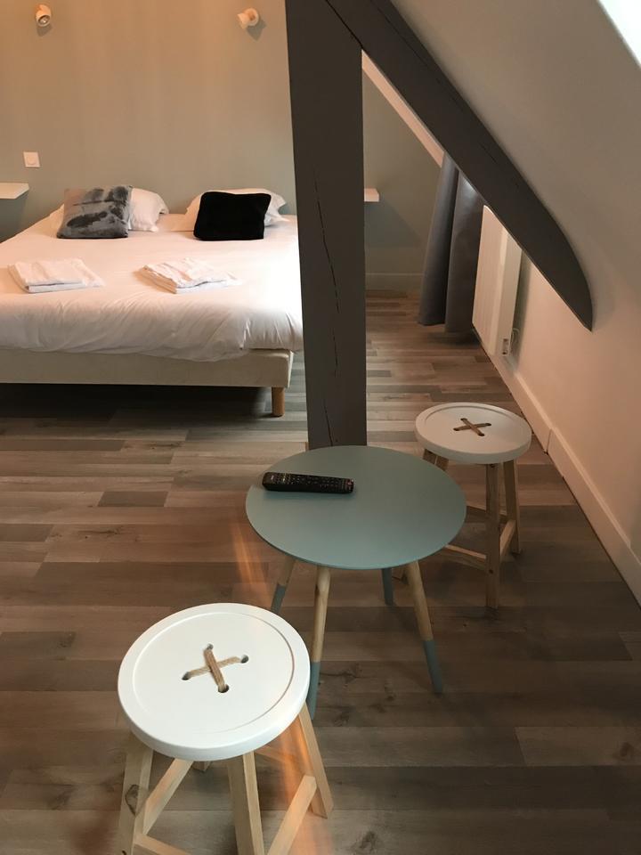 hotel-la-marine-Carnac-chambre-mansarde
