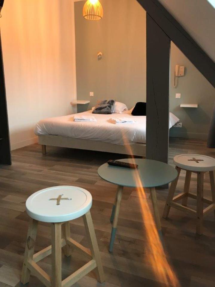 hotel-la-marine-Carnac-chambre-mansarde2