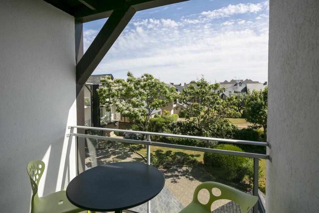 hotel-thalazur-Carnac-balcon