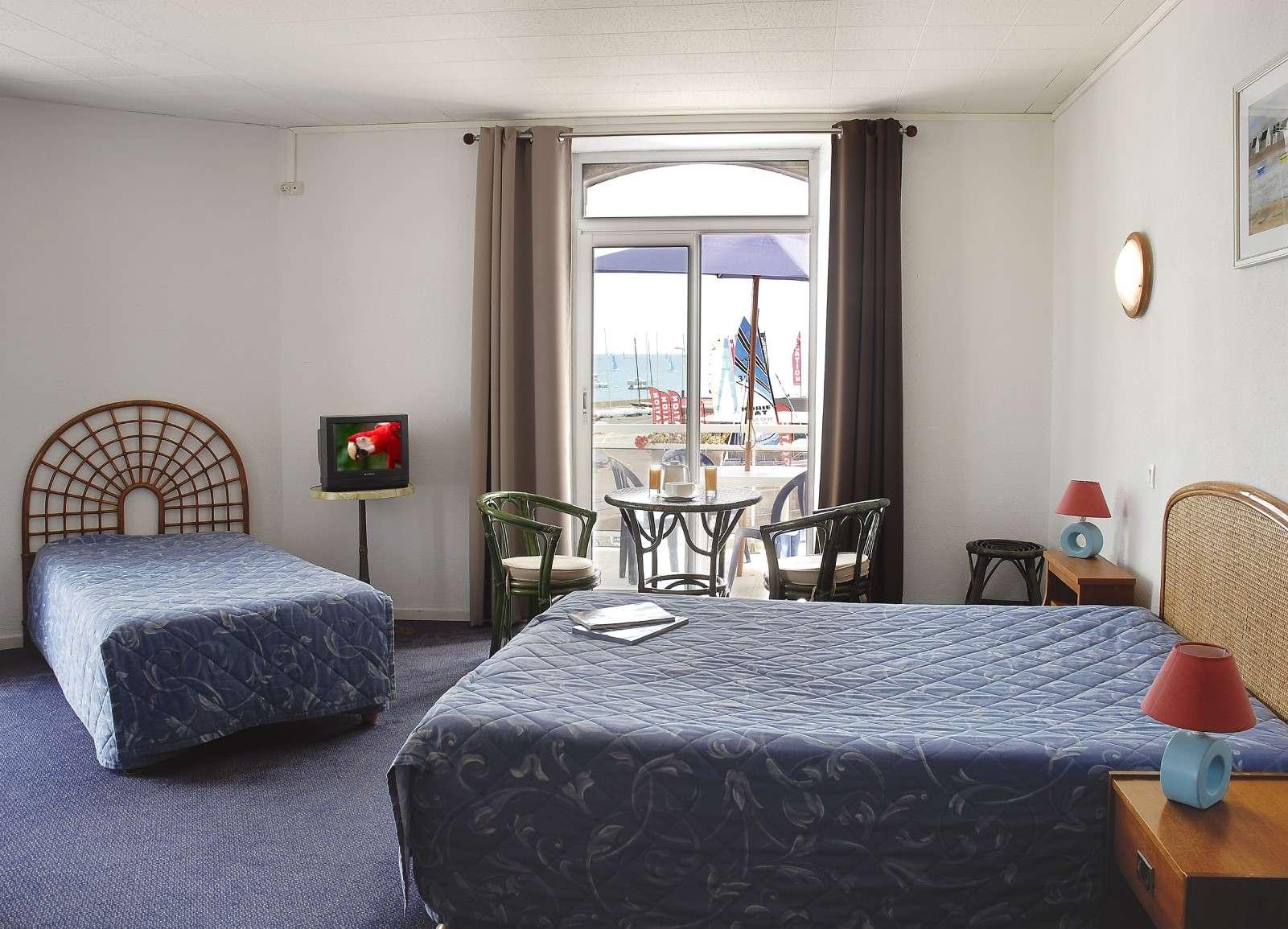 hotel-les-rochers-Carnac-chambre2