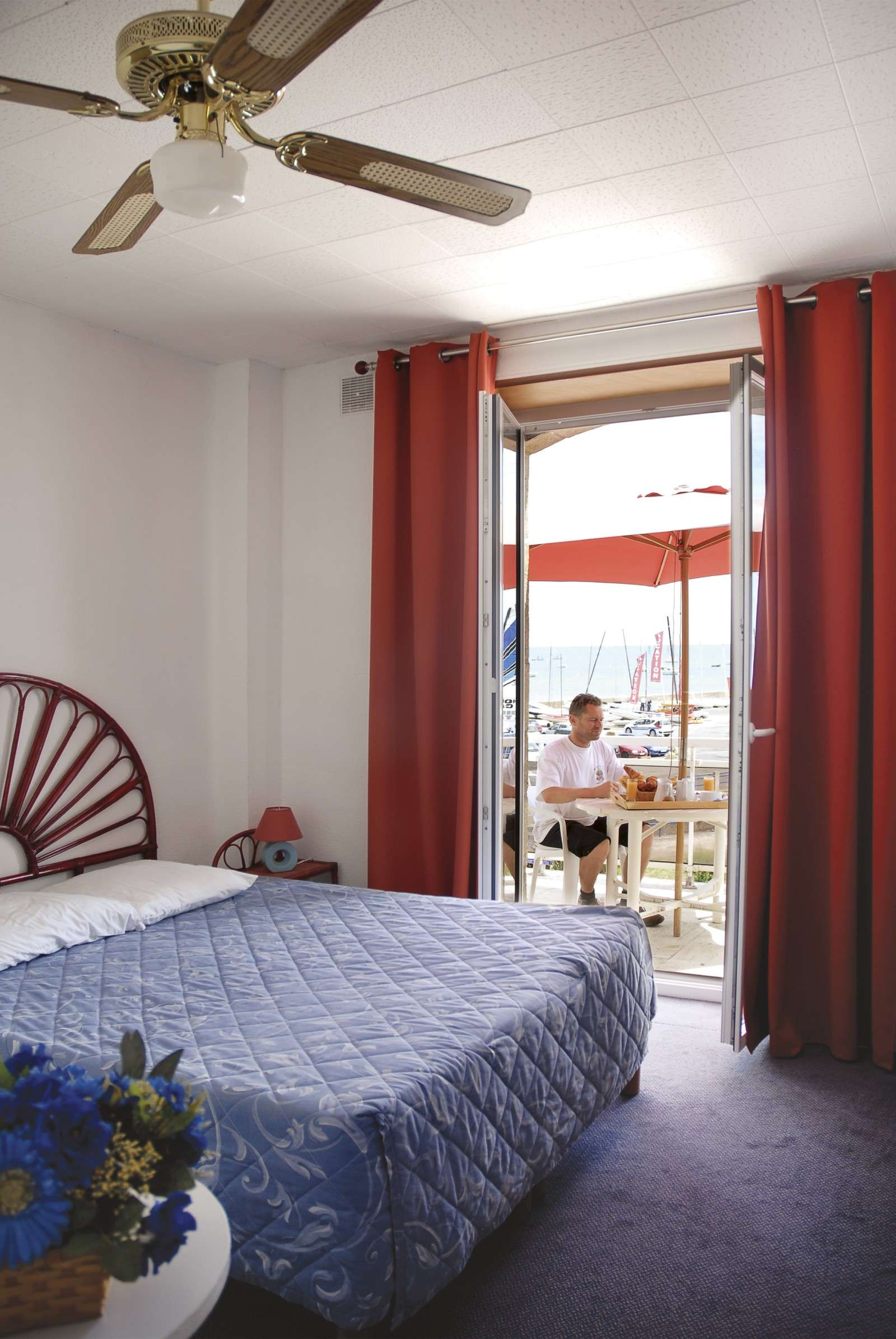 hotel-les-rochers-Carnac-chambre3