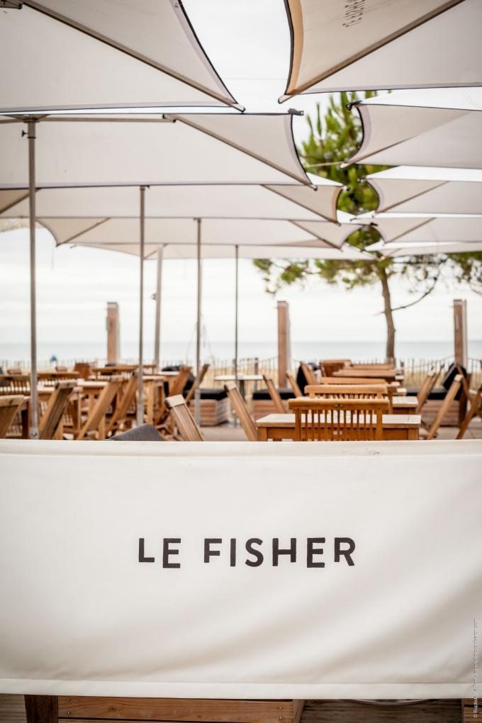 Terasse LE FISHER CARNAC