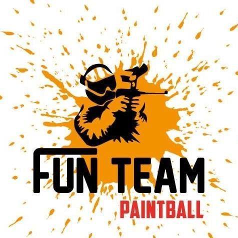 Fun team paintball Carnac