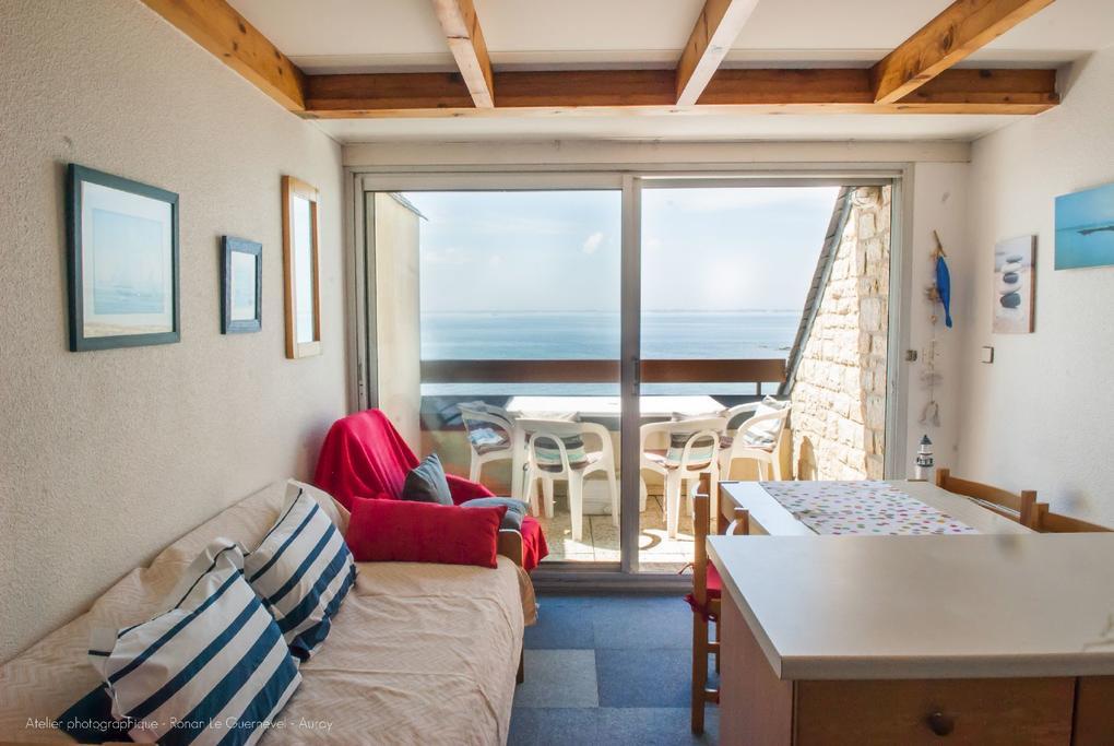 vue mer_Hébergement_meublé_location_kerlena_Carnac_Morbihan-Bretagne-Sud