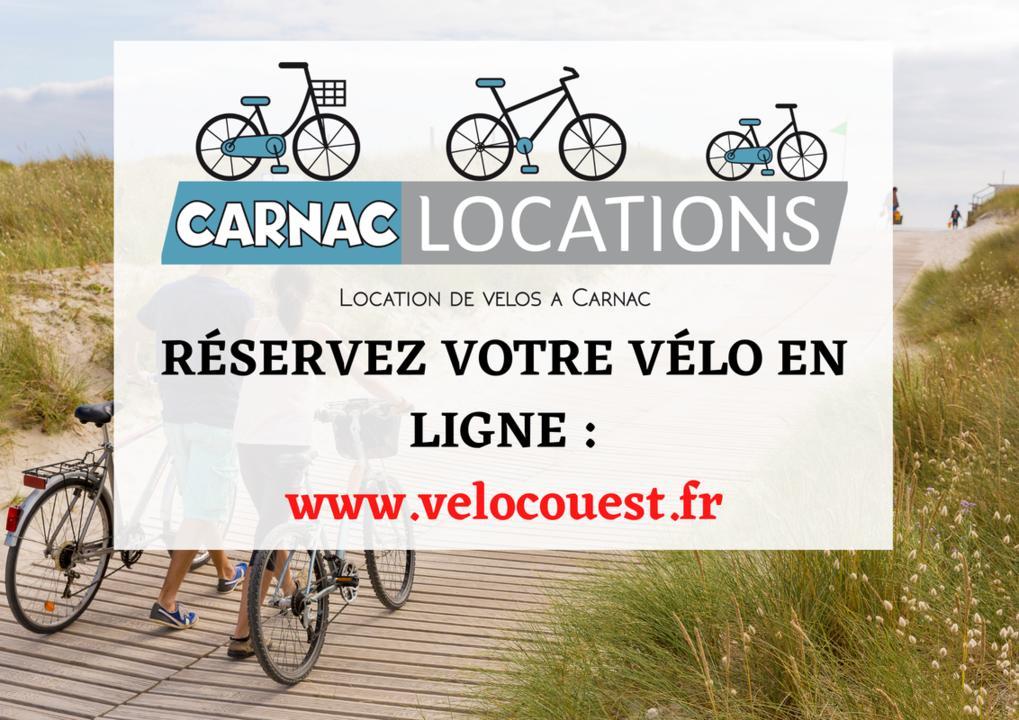 véloc'ouest_location de vélo à Carnac