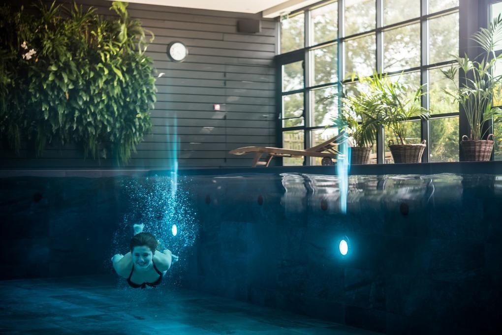 piscine- Yves Rocher La Gacilly
