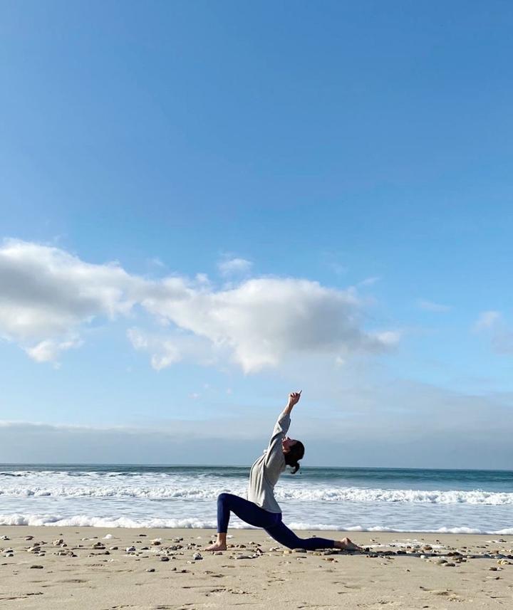 yoga à Carnac