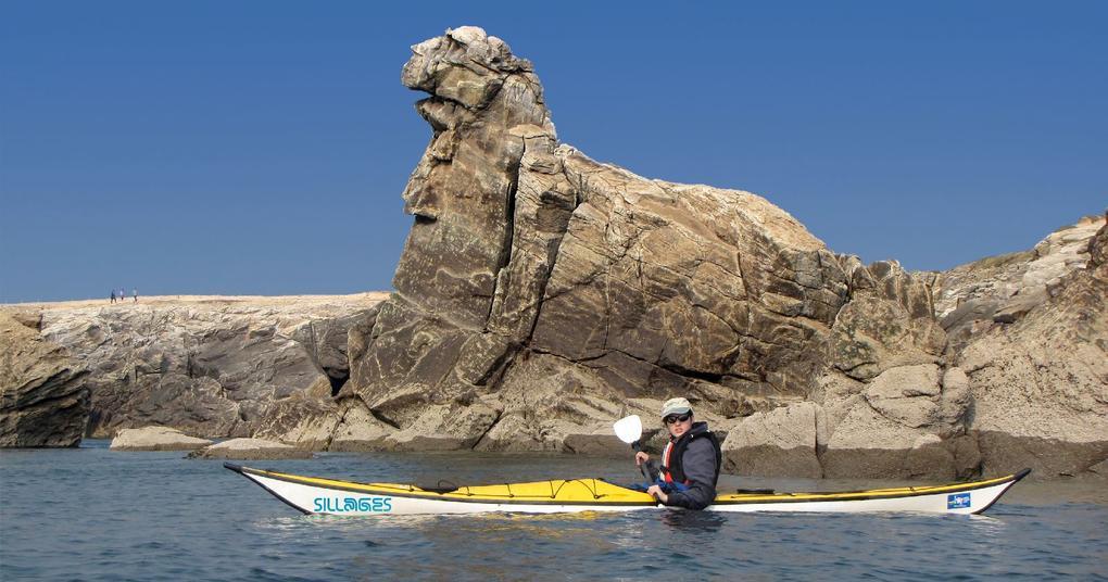 sillage_kayak_cote_sauvage_quiberon_1