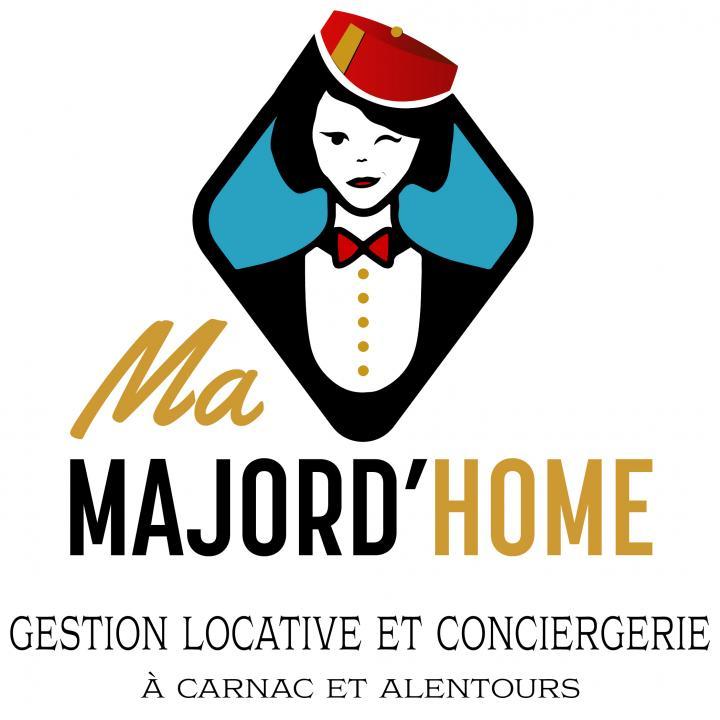 Logo conciergerie Ma Majord'home à Carnac