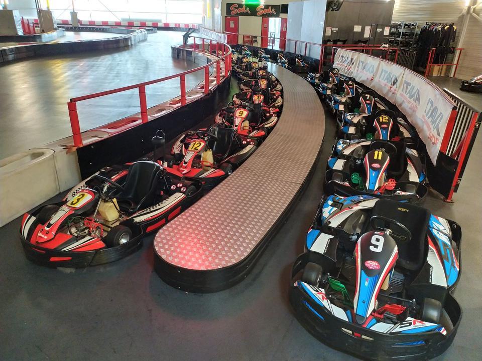 karting_loisirs indoor speed park à Vannes