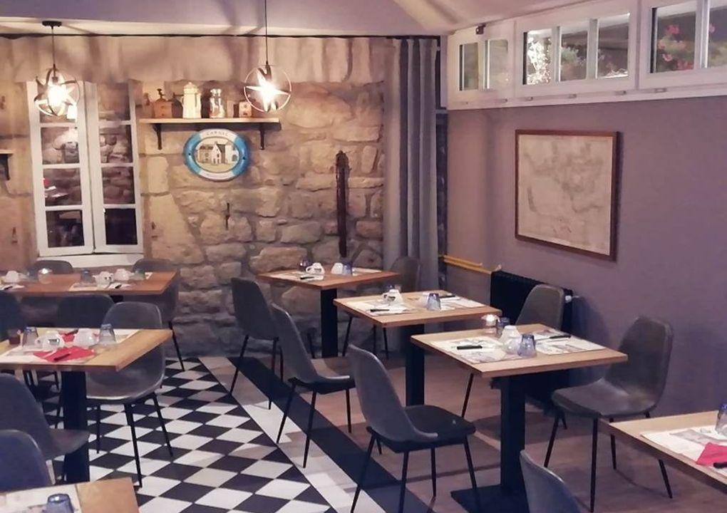 Crêperie Chez Marie-Carnac-Morbihan Bretagne sud