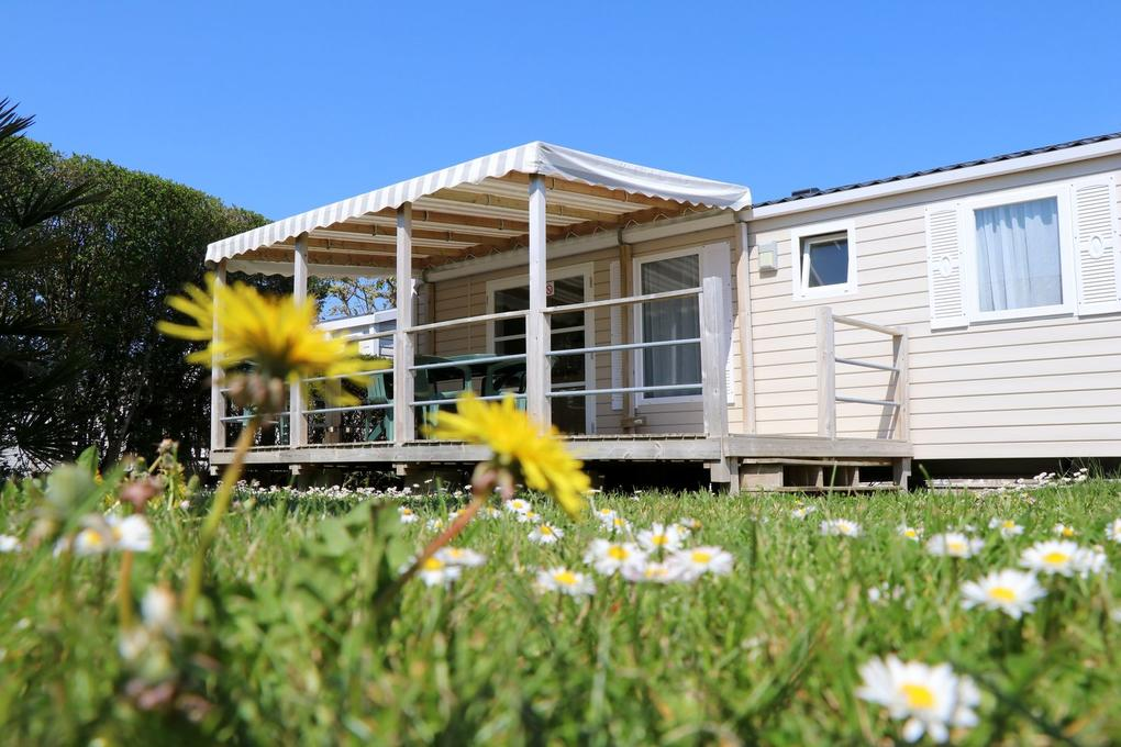 Mobil-home - Camping de Kersily - Plouharnel - Morbihan Bretagne Sud