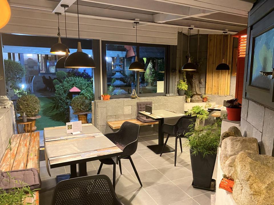 terrasse restaurant carnac