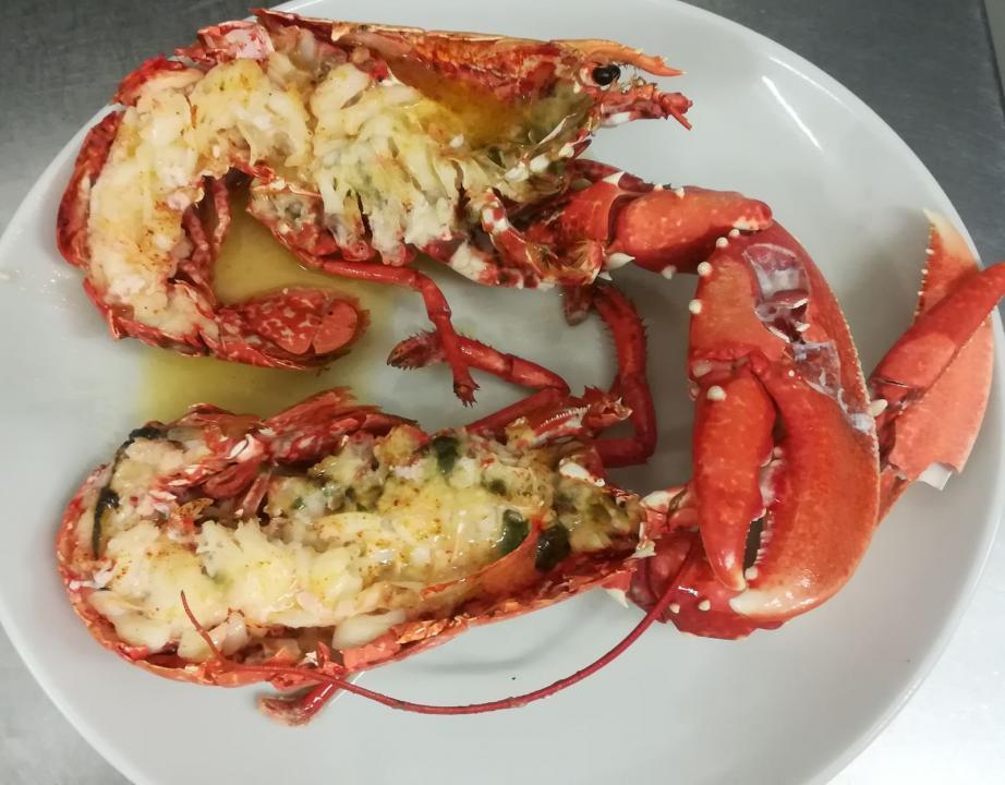 homard à Carnac_Restaurant le kreiz