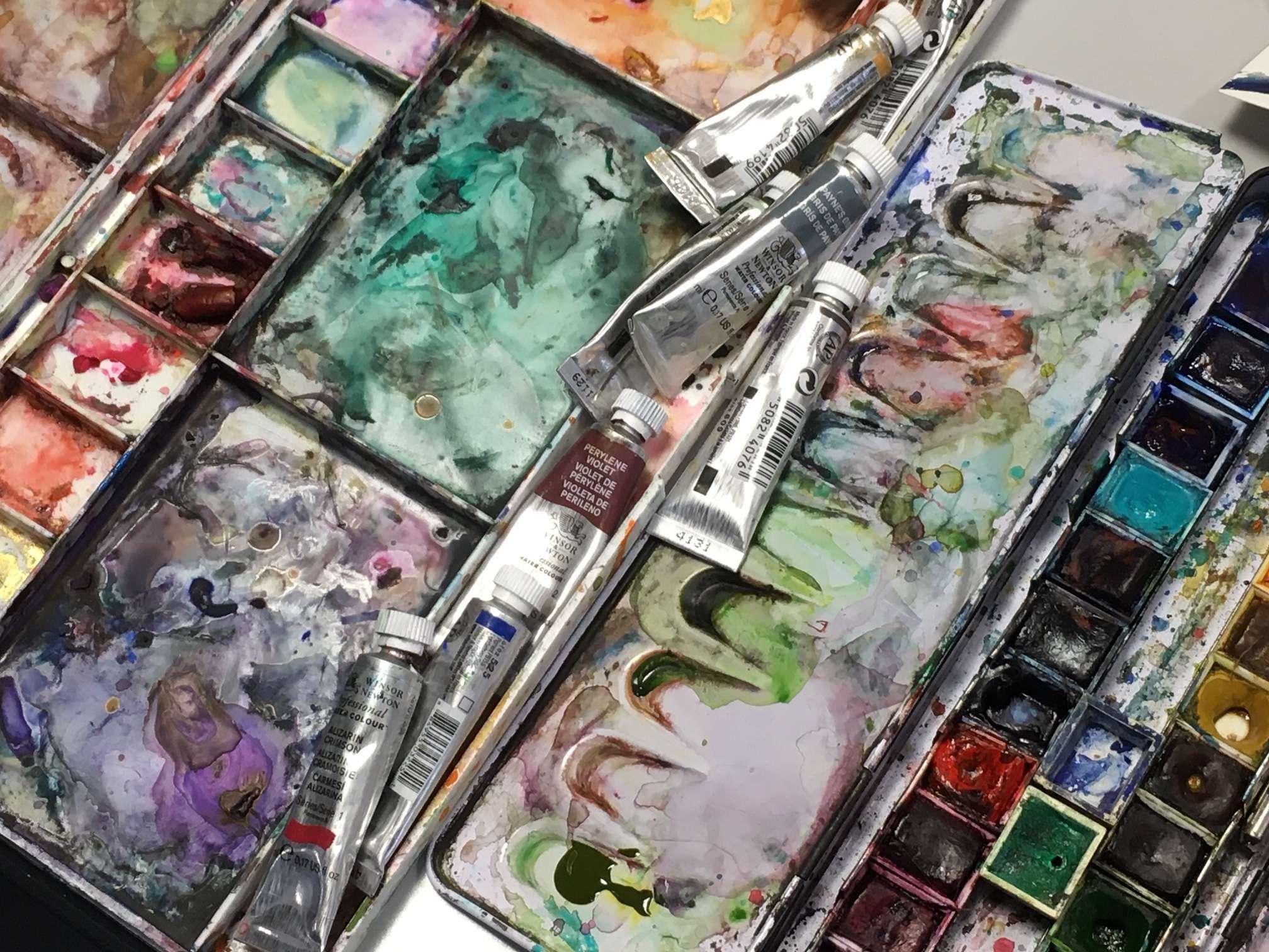 Exposition : 10ème Salon Prestige de Vincennes Aquarelle